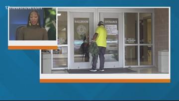 Imelda recovery center opens in Orange