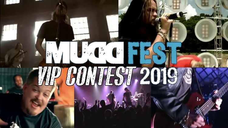 Win dinner for 2 and a pair of tickets to Muddfest