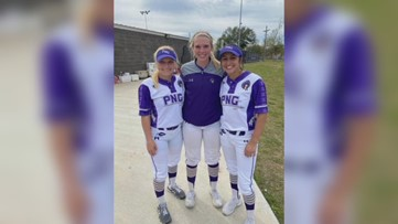 PN-G softball players share bond on and off the field