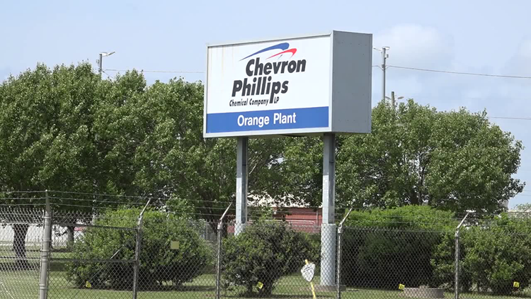 Chevron Phillips clearing land near site of proposed plant expansion, deal not yet finalized