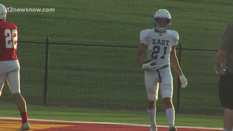 East All-Stars make it three in a row at the 5th Annual CHRISTUS All-Star Football Classic