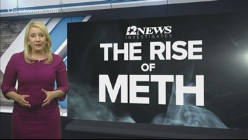 Meth addicts can have trouble finding help in Southeast Texas