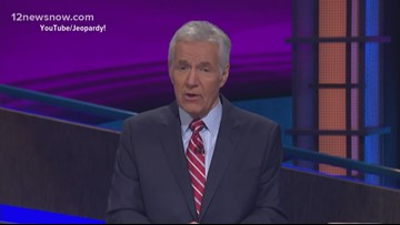 Well wishes pour in for Alex Trebek after stage 4 cancer diagnosis announcement
