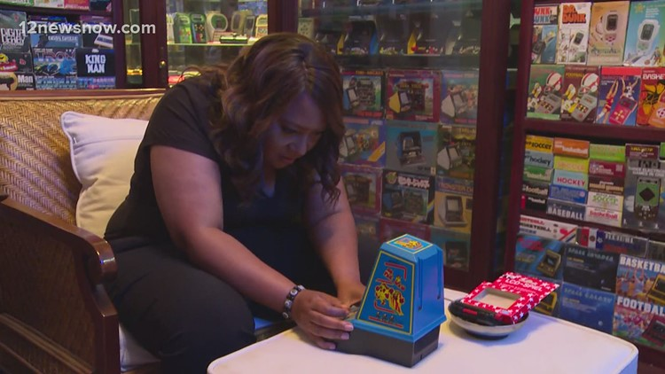 North Texan woman holds Guinness world record for largest collection of playable gaming systems