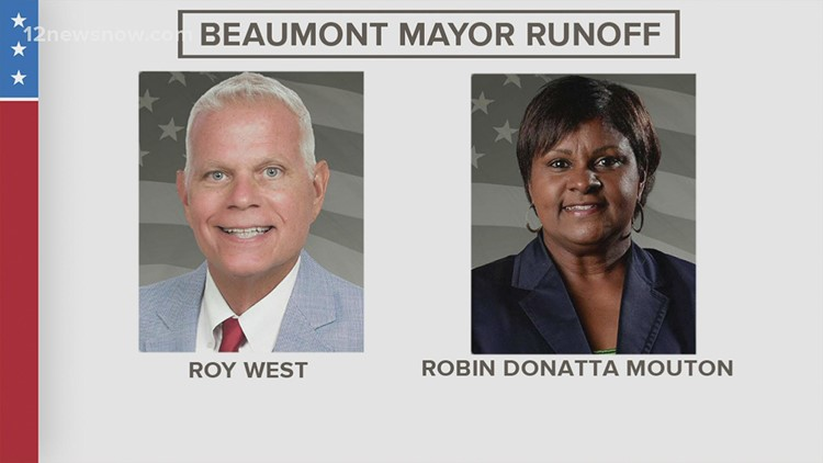 Early voting for the Beaumont Mayoral Runoff election ends today