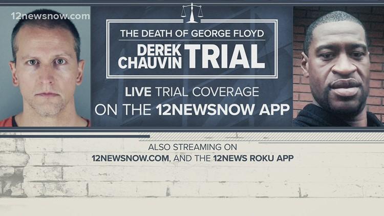 Testimony ends in murder trial of ex Minneapolis cop Derek Chauvin