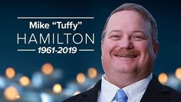 Former state representative Mike Tuffy Hamilton dies at 58