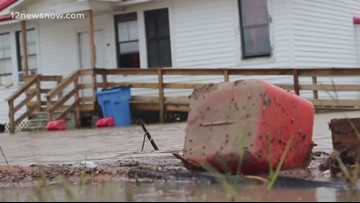 'It could've been worse,' Iberia Parish picking up after Barry
