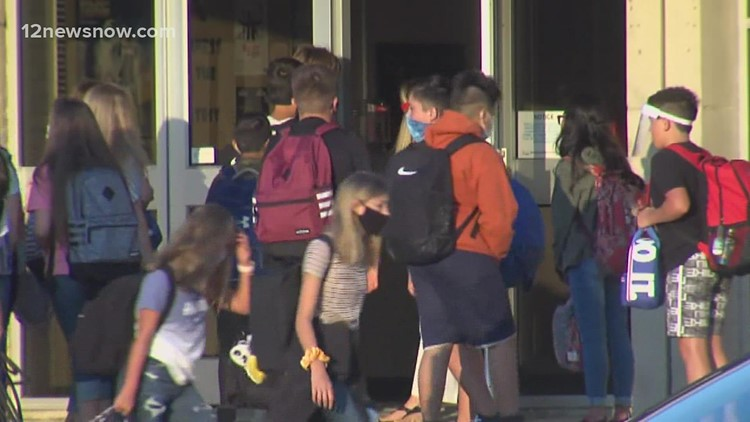 Parents consider homeschooling options amid COVID outbreaks in school