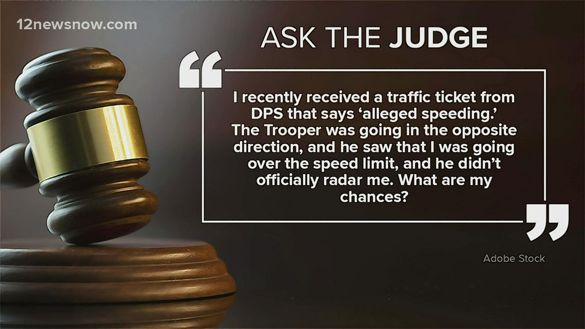 Ask the Judge | Judge Larry Thorne answers viewer's legal questions