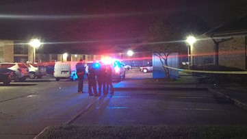 Shooting reported at Pebble Creek Apartments in Port Arthur