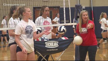 Hardin County Juniors host camp