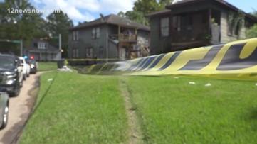 Court documents say Beaumont quadruple murder victim identified suspect