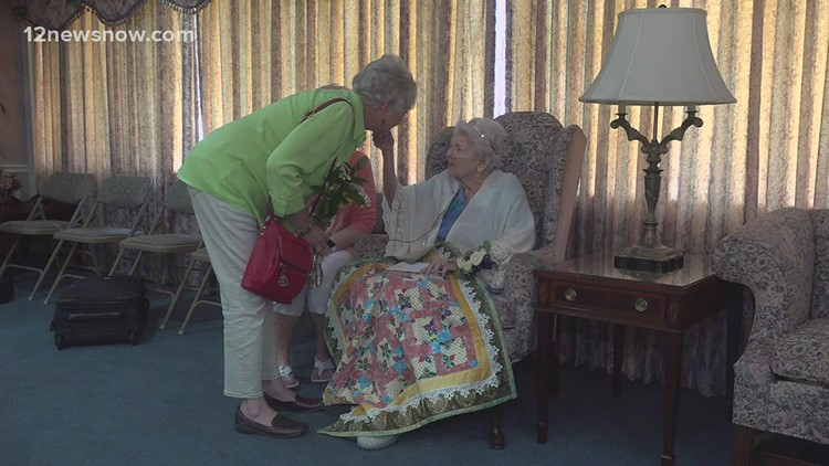 'Not the years in my life, but the life in my years' 100-year-old woman reminisces on a century of life