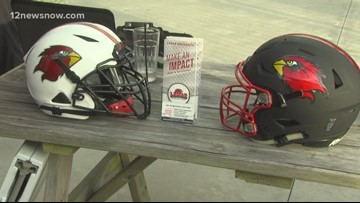 Lamar coaching tour makes stop in Port Neches