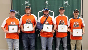 First-ever Lamar State College fishing club kicks off season