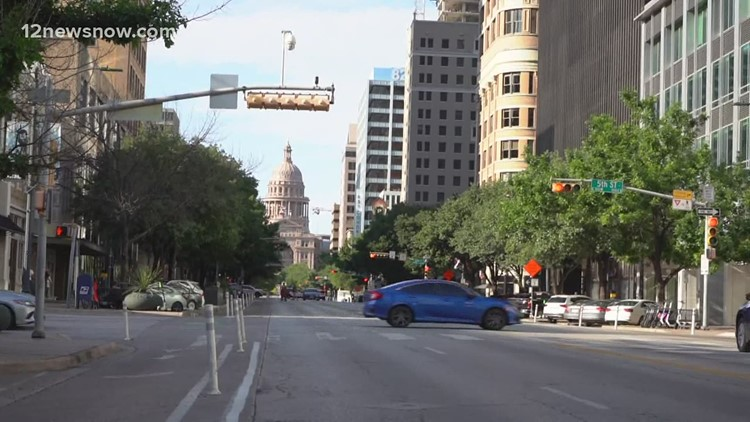 Texans can no longer claim 'fear of COVID' as reason to turn down jobs as state cracks down on unemployment benefits