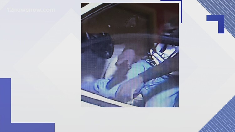 Beaumont police looking for suspects involved in brutal assault at fast food drive-thru