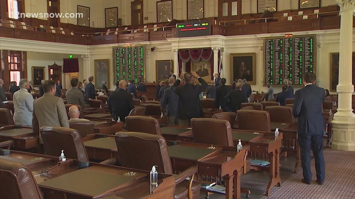 Texas legislature set to have 3rd special session to begin redistricting
