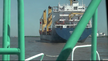 Sabine Neches Waterway deepening project to begin in September
