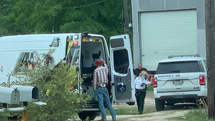 Shooting in Mauriceville sends one man to the hospital Saturday afternoon
