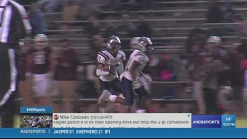 West Orange Stark High School avenges playoff loss in 17 - 9 win over Silsbee