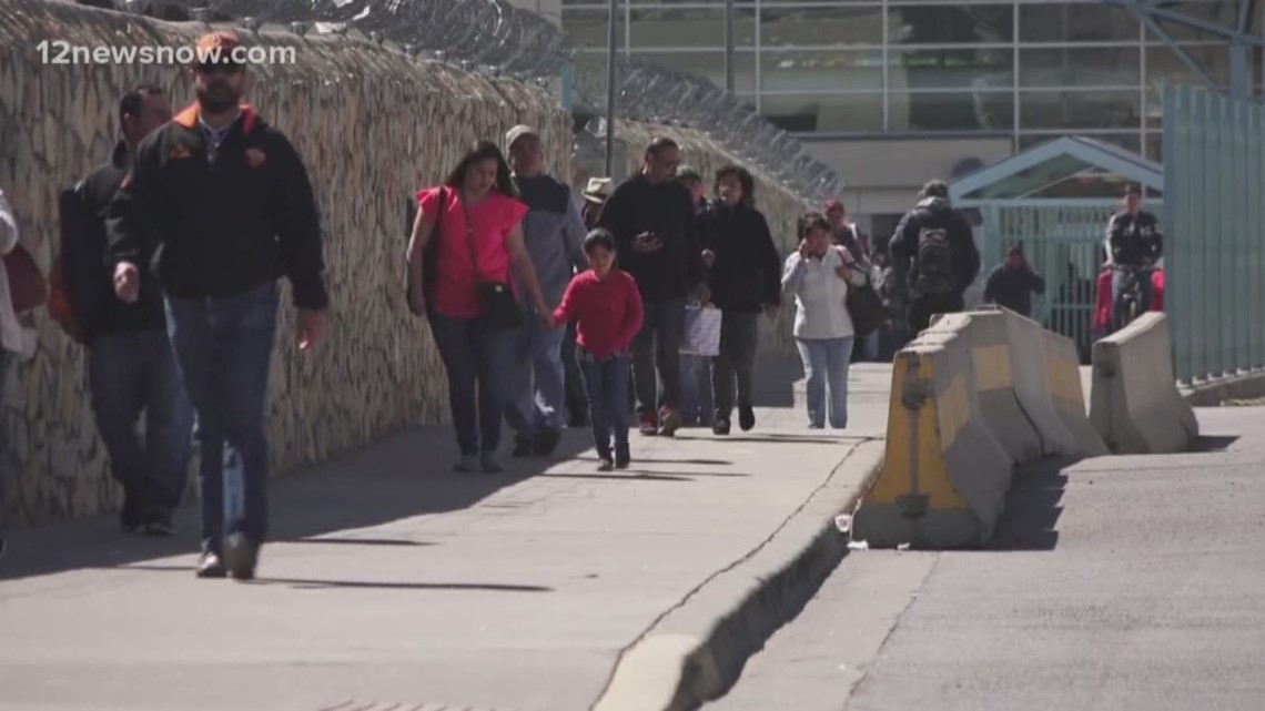 Americans prepare for repercussions due to shutting down southern border and trade