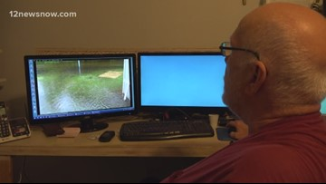 Retired veteran frustrated with Hardin County flooding