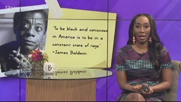 Daily Dose of DeJ: James Baldwin