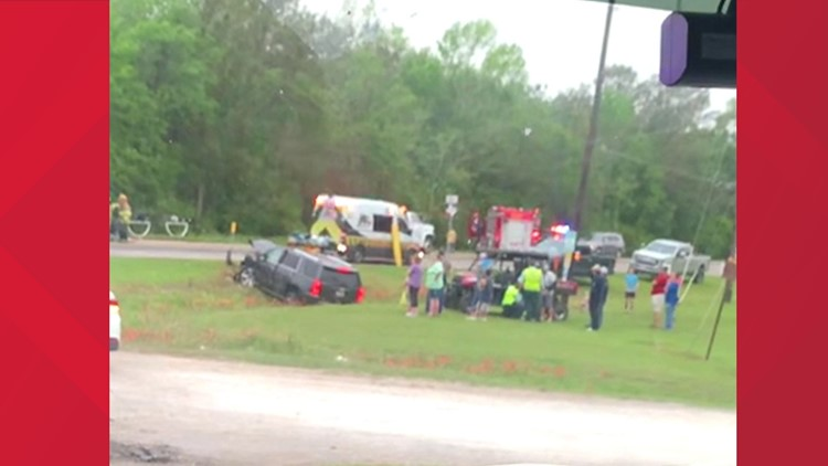 76-year-old Louisiana woman dies in Jefferson County crash
