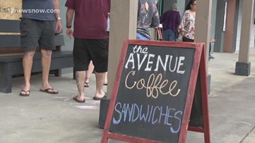 The Avenue Coffee Shop reopens after TPC explosion, celebrates Small Business Saturday in Port Neches