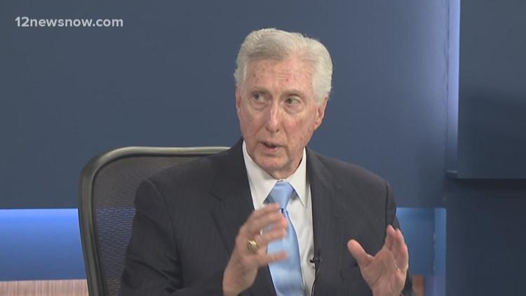Judge Thorne talks misuse of money, life estate