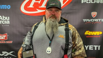 Village Mills man wins $7K at Sam Rayburn fishing tournament