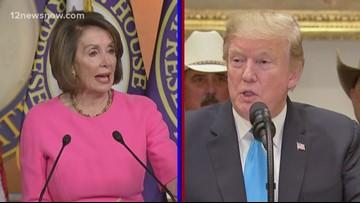 Verbal attacks between President Trump, Speaker Pelosi heat up