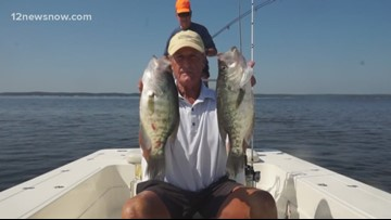 Weather conditions lead to great crappie fishing