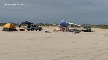 Galveston beaches closing due to coronavirus spread