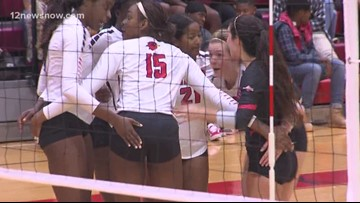 Lamar wins first conference match 3-1 over UIW
