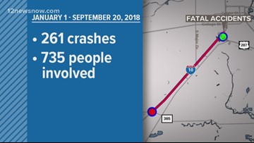 Georgia woman and three children killed in fiery accident on