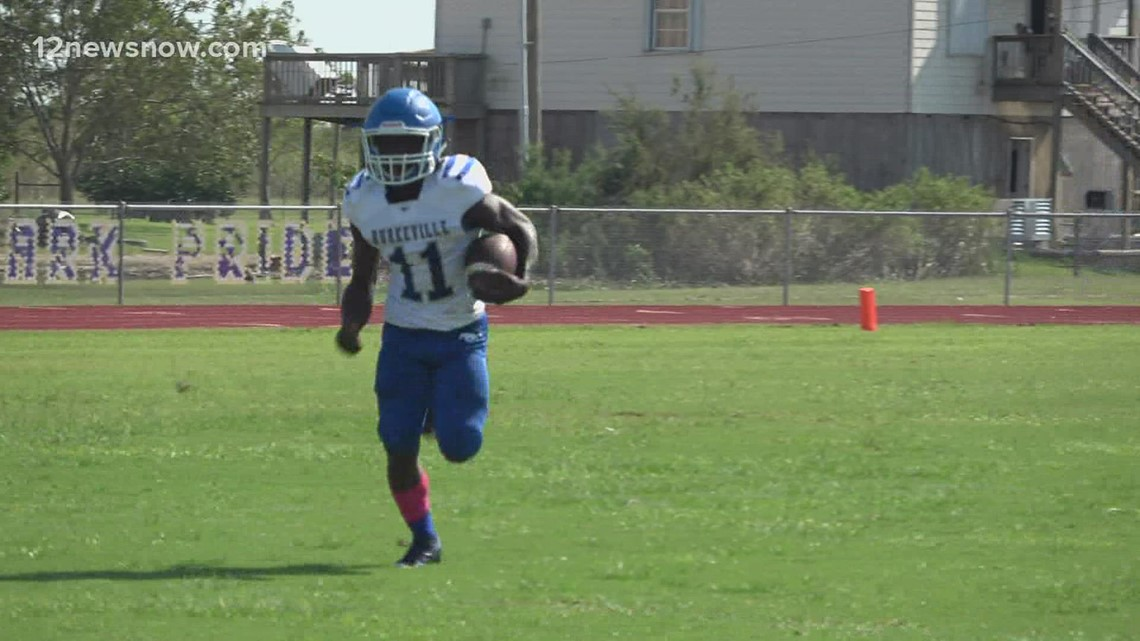 409Sports Two-A-Days 2021: Burkeville Mustangs