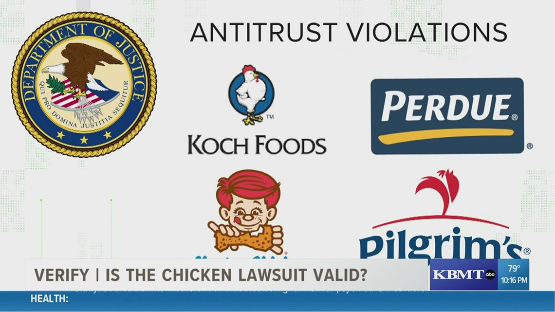 VERIFY: Is the chicken lawsuit, class action settlement valid?