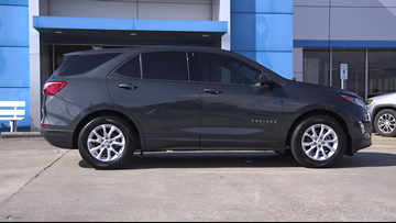 Check out this 2019 Chevrolet Equinox we took for a 12News Test Drive