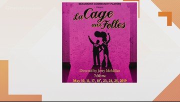 'La Cage Au Folles' being staged at Beaumont Community Players