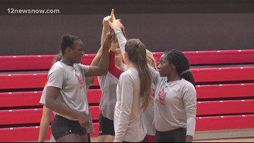 Kuester ready for year two leading Lamar volleyball