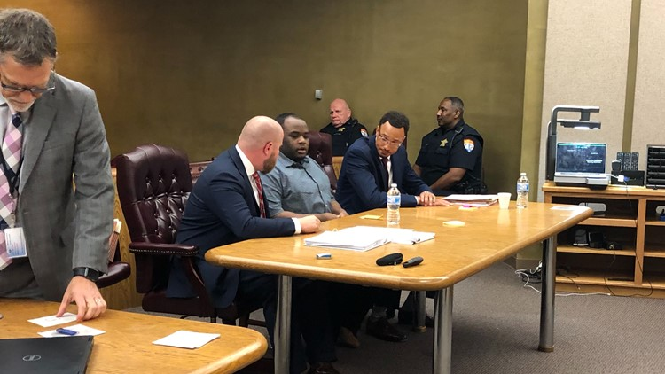 Jury returns not guilty verdict in case of man accused in 2017 death of Beaumont homeless woman