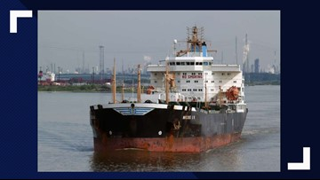 Two Greek shipping companies face $4 million fine after lying to Coast Guard, leaking oil at Houston, Port Arthur ports