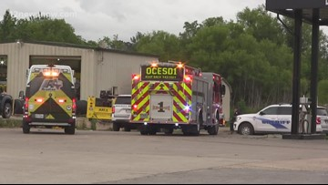 Deputies investigate Rose City shooting at mechanic shop