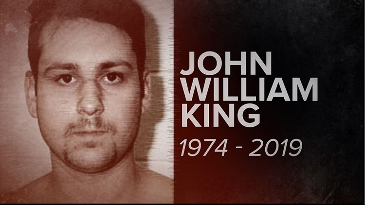 John King executed for dragging death of James Byrd, Jr