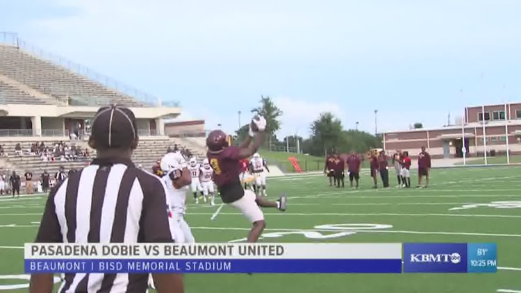 Beaumont United heads into season with momentum