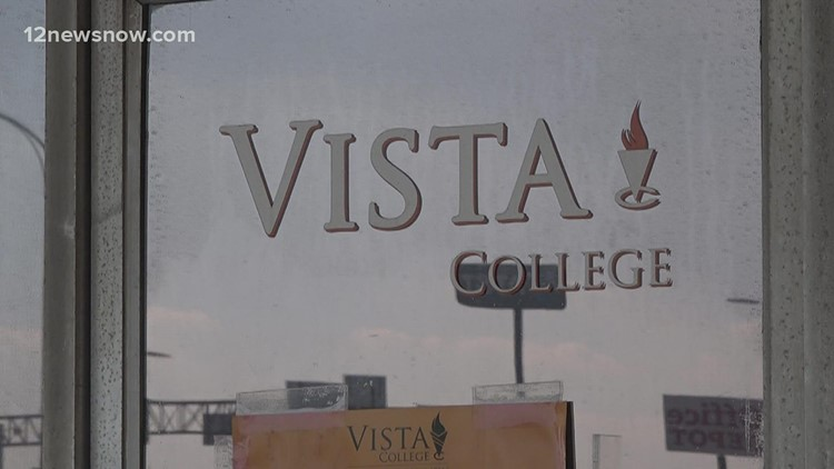 Vista College Beaumont closing its doors mid-semester, students and staff say