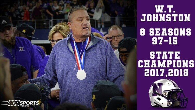 Coach WT Johnston